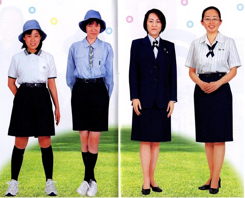 Girl scouting in japan